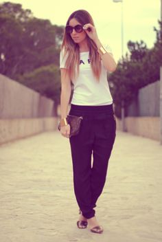 These pants and shirt perfect just perfect