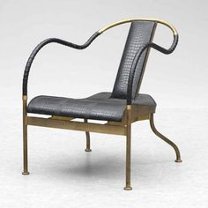 Mats Theselius El Rey Lounge Chair, Källemo.