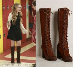 Girl Meets World: Season 2 Episode 24 Maya's Lace Boots