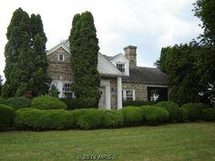 Stone detailed home in Keymar, #Maryland