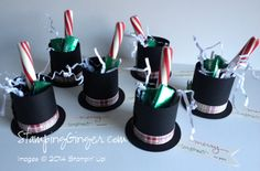 Snowman Hats - Inspired by Debbie Currier