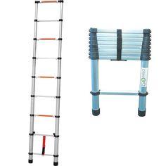 Escalera de aluminio extensible 2.6 m