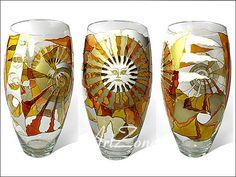 """Курс """"Декор стеклянных поверхностей"""": занятие 1. Роспись тарелки витражными красками"""
