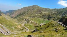Rumunia, Trasa Transfogaraska
