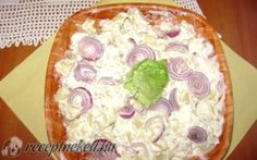 Hungarian Recipes, Camembert Cheese, Cabbage, Pudding, Pie, Dinner, Vegetables, Ethnic Recipes, Desserts