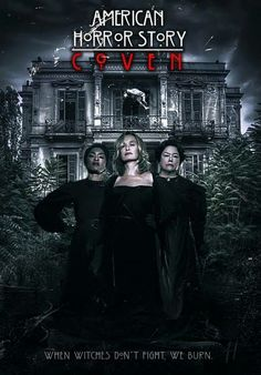 Here's a Coven poster I haven't seen before.