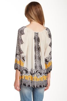 Printed Blouse by Nostalgia on @nordstrom_rack