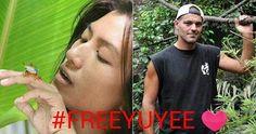 #FREEYUYEE  Si de verdad te crees que con 0,35€ de cocaina se puede traficar,no firmes