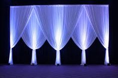 Looking to drape your event or add a scenic backdrop? Quest Drape is the premier nationwide provider of pipe and drape rentals with 16 locations across the United States. As a plus, Quest Drape is now offering new scenic draping products. Drapes And Blinds, Drapes Curtains, Cafe Curtains, White Curtains, Pipe And Drape Backdrop, Backdrop Design, Backdrop Event, Church Stage Design, Wedding Stage Decorations