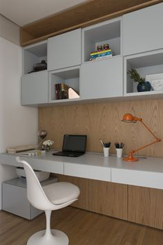 Leading 10 Stunning Home Office Layout Home Office Layouts, Home Office Space, Home Office Desks, Office Decor, Study Table Designs, Study Room Design, Study Room Decor, Desks For Small Spaces, Pinterest Home