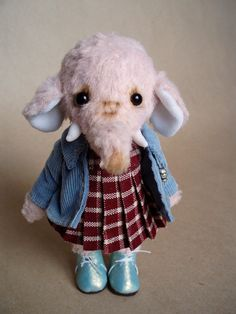 Elephant.OOAK. by Priymak on Etsy, $120.00