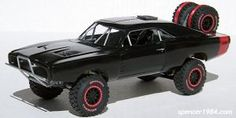 Fast and Furious 4 '70 Charger by spencer1984
