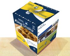 King Shaka Bunny Box design