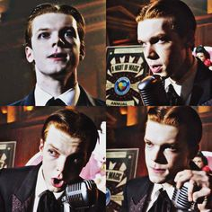 I want Jerome back!<<Don't we all<<< uhuh, sure Jerome Gotham, Gotham Tv, Cameron Jerome, Cameron Monaghan Gotham, Dc Comics, Gotham Series, Victor Zsasz, Bae, Watch The World Burn