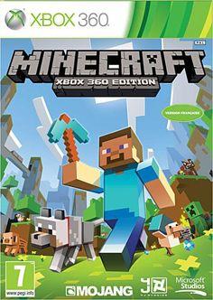 on aime MineCraft Xbox 360 chez FNAC