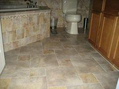 bathroom floor and wall tile designs | 15 Photos of the How to Make A Bathroom Floor and Wall Tile Ideas
