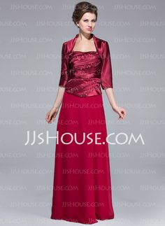 Mother of the Bride Dresses - $142.99 - A-Line/Princess Sweetheart Floor-Length Chiffon Charmeuse Mother of the Bride Dress With Lace Beading (008025771) http://jjshouse.com/A-Line-Princess-Sweetheart-Floor-Length-Chiffon-Charmeuse-Mother-Of-The-Bride-Dress-With-Lace-Beading-008025771-g25771
