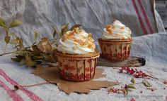 Cupcakes de zanahoria para mi cuarto cumple blog | La Galleta Rota | Bloglovin