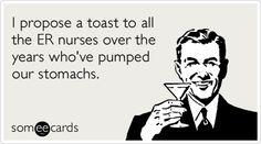er nurse funny -