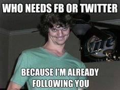 Who needs FB or Twitter | FunnyMemes.co