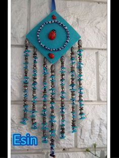 Kids Gym, Fish Art, Hippie Chic, Beading Patterns, Diy Jewelry, Maya, Dream Catcher, Diy And Crafts, Projects To Try