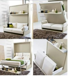 Amazing Italian Space Saving Furniture, That Allows You To Place Full Size  Furniture Like Sofas, Beds, Tables And Chairs Even In A Small Apartment Or  Living ...