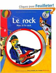 Max et le rock (musique Rodolphe Burger, narration Alain Bashung)
