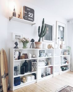 hink I just found a new shelfing system. Sunday is for Internet shopping right? Not sure yet if it's for my living room or my Home Living Room, Living Room Decor, Living Spaces, Dining Room, Home Interior, Scandinavian Interior, Modern Interior, Interior Decorating, Pastel Interior
