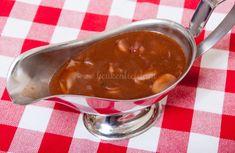 Basis koken: jachtsaus (of jägersaus) Dutch Recipes, Home Recipes, Dip Recipes, Great Recipes, Cooking Recipes, Favorite Recipes, Worst Cooks, Belgian Food, Marinade Sauce