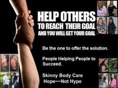 I just love helping people with their health and weight loss. Would you like some help? www.skinnybodyplan.com  2 in 1 natural fat burner!   http://tinyurl.com/lx9ybd9