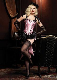 Burlesque Lingerie Burlesque Costume Burlesque Clothes
