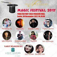 Yuk dateng ke Magic Festival 2017.  See you there guys....