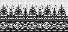 17 Ideas Knitting Charts Patterns Fair Isles Mittens For 2020 Fair Isle Knitting Patterns, Fair Isle Pattern, Knitting Charts, Knitting Stitches, Knitting Designs, Knitting Yarn, Knitting Projects, Free Knitting, Knitting Abbreviations