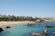 View of Santander from La Magdalena by Yellow.Cat, via Flickr