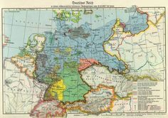 Glad to have found this sub! Here's a map of Germany post WW1, showing the Weimar German territories, as well as areas that had plebisc...