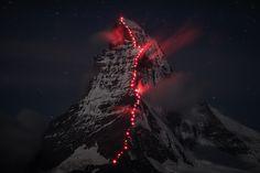 Breathtaking Photos of the Matterhorn Lit Up for Monumental Jubilee | Blog | NuvangoNuvango Blog