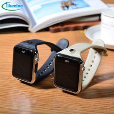 Illumine 2016 heißer Verkauf SW002 Bluetooth Smart Uhr intelligente Smartwatch für Android Handy Mörder Fernbedienung Kamera //Price: $US $78.07 & FREE Shipping //     #smartuhren