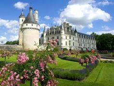 Loire Valley #France #wedding #honeymoon