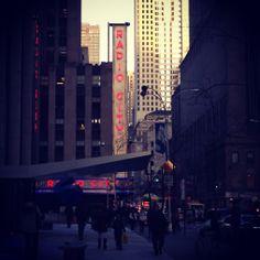 NYC 2014 - Radio City - Photo by Gabriel Faldutto ®