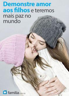 Familia.com.br | 10 dicas para demonstrar mais amor às crianças