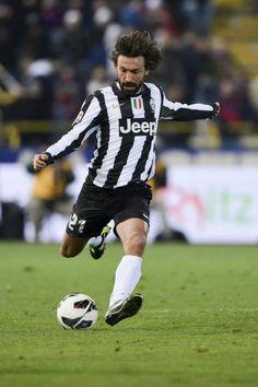 Andrea Pirlo, Juventus, Italië