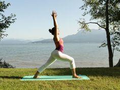 Saraswati, The Muse of Creation Yoga Video with Clara Roberts-Oss