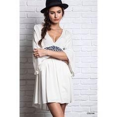 """""""Moonrise"""" Bell Sleeved Bohemian Dress Bell sleeved, boho chic dress. Goes amazing with boots or flats. Stunning piece! Brand new with tags. True to size. Also available in black. Absolutely no trades. Bare Anthology Dresses"""