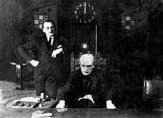 """Reinhold Schünzel, Conrad Veidt, """"Unheimliche Geschichten"""" (1919)"""