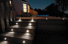 Malibu outdoor lighting replacement parts outdoor lighting deck lights that can be permanent or not depending on what you can rig up see the picture after the jump the philips aurelle led decklights are easy to aloadofball Image collections