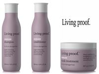 A MUST HAVE!!!-Living Proof Hair Care Products including Shampoo, Conditioner & Mask.