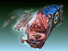 Fractal Art, Fractals, Rendering Software, Golden Ratio, Color Tattoo, The Outsiders, Digital Art, 3d, Artist