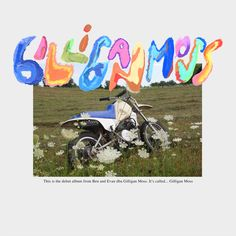 Gilligan Moss - Album by Gilligan Moss   Spotify Music Album Covers, Debut Album, Good Music, Horror, Graphic Design, Songs, Photo And Video, Maximalism, Instagram