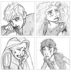 Ow ow, my feels. Art by Iabri upon-a-gray-dawn.tumblr.com
