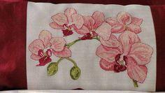 Орхидеи / Вышивка / Схемы вышивки крестом, вышивка крестиком